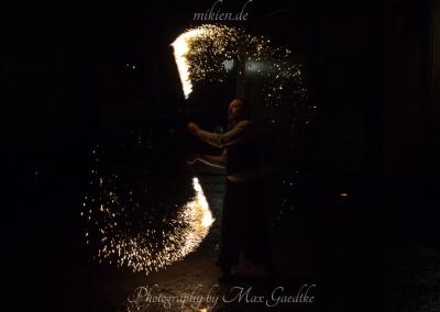 Mikien - Mittelalterlicher Weihnachtsmarkt Durlach 2015