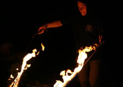 Feuerspringseil